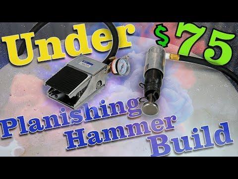 Under $75 Planishing Hammer Build