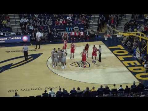 Ryan Weber: BSU vs Toledo 2 28 17