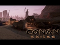Conan Exiles - Crocodille Cave (Norwegian)