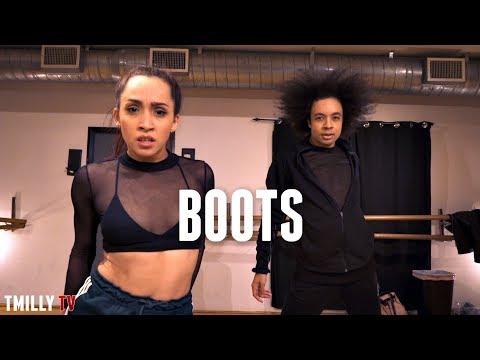 KESHA  Boots  Choreography  Tevyn Cole & Deborah Verberkt  #TMillyTV