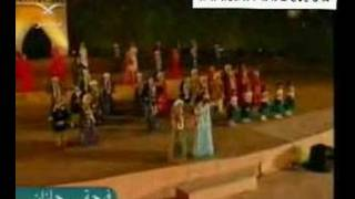 فرحة جازان بزيارة الملك عبدالله - الحفل 2