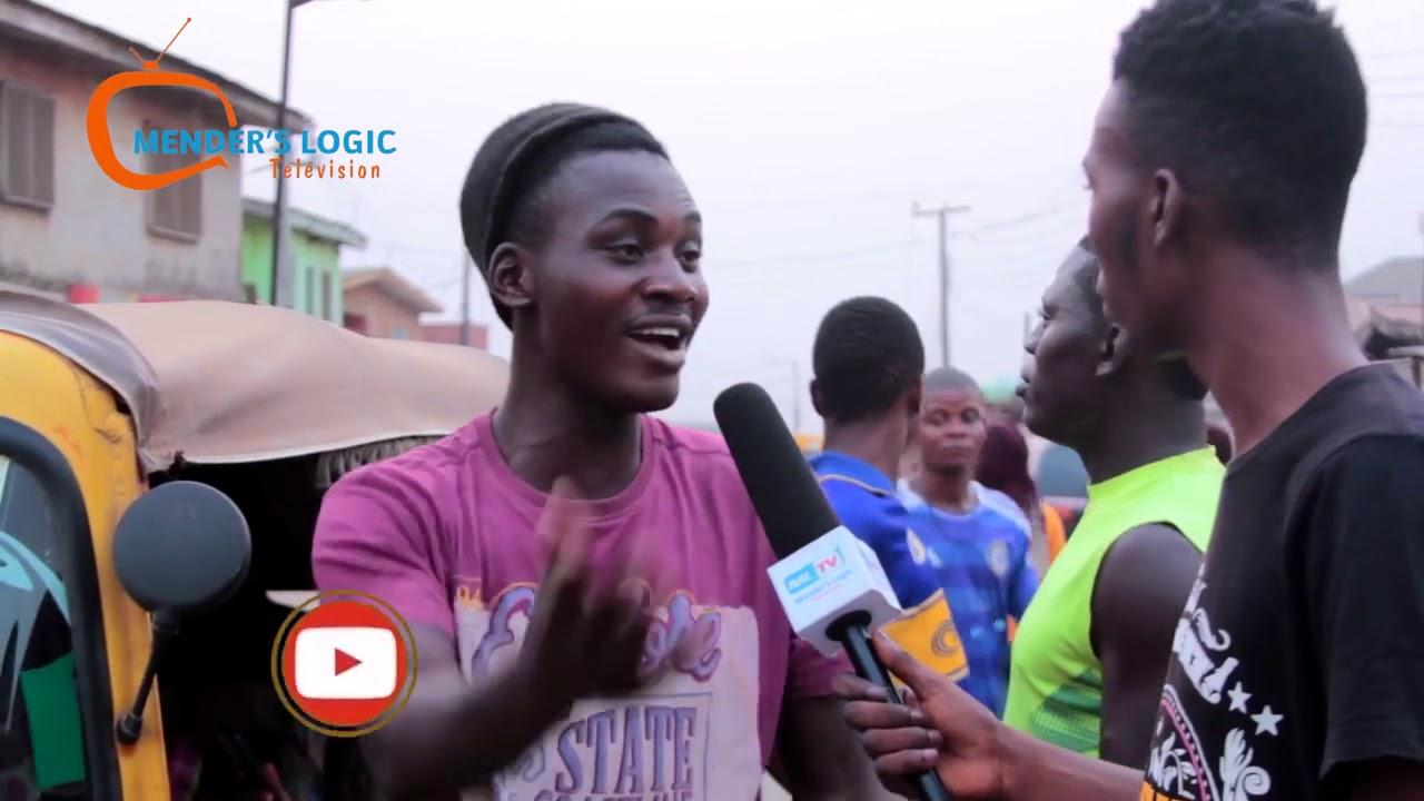 Menderslogic TV  (Street Talk)
