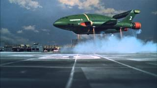 Thunderbirds Launches and Landings HD