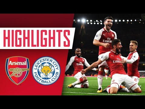 WHAT A NIGHT! Arsenal 4 - 3 Leicester City | Goals and Highlights