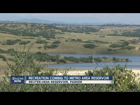 Recreation Coming To Rueter-Hess Reservoir In Parker