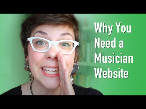 Do You Need a Musician Website?