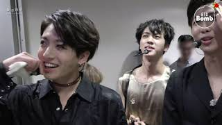 [BANGTAN BOMB] Excuses about destroyed JK's Shirt - BTS (방탄소년단)