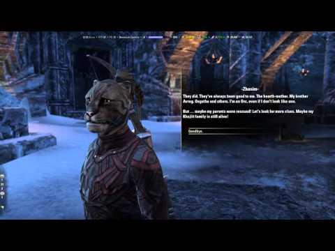 Elder Scrolls Online - Orsinium DLC -  A Khajiit's Tale