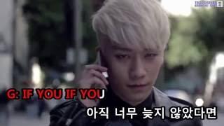 KTV BIGBANG If You Instrumental Ver