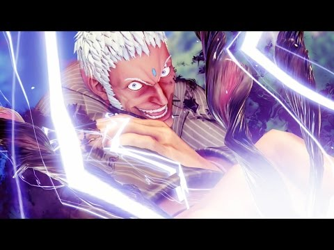 Street Fighter V: Urien Trailer and Character Details Revealed