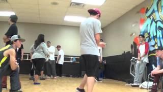 B2S2 1vs1 Tutting Final | THC vs TreyT