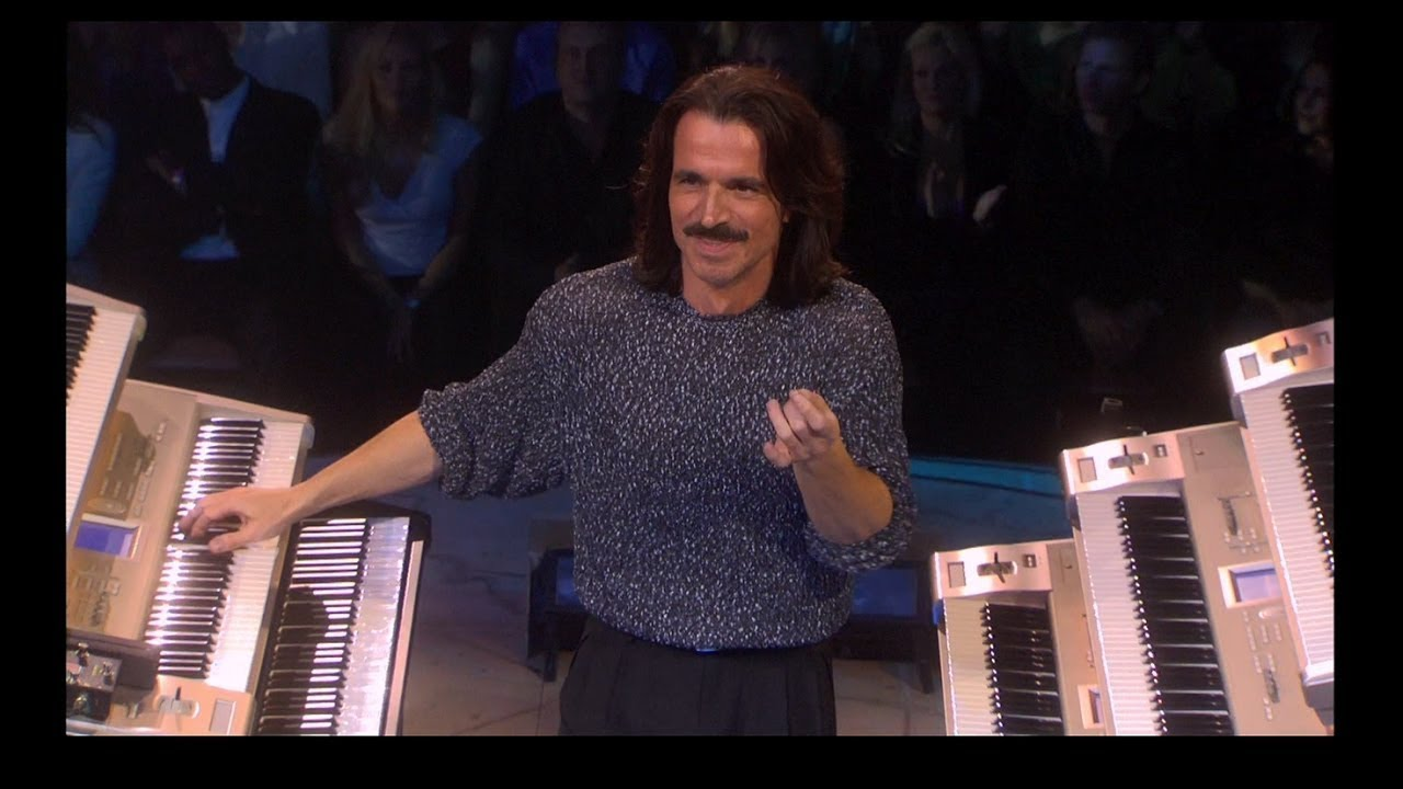 Yanni The Storm 1080p From The Master Yanni Live The Concert Event Youtube