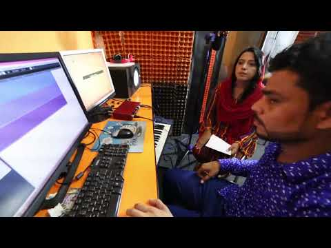 Naat Studio Training with Client Project - Cubase URDU - Melody Vision Studio
