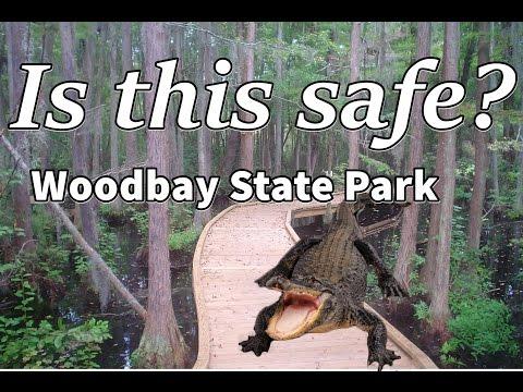 Woodsbay State Park, SC