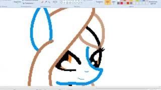 Как рисовать в Paint Пони  Ажур 2(Пишите в комментариях,что мне снять в следующим видео! Ещё уроки рисования: https://www.youtube.com/watch?v=hwjjBqzejTc&list=PLBBbv7T..., 2015-09-15T11:22:20.000Z)