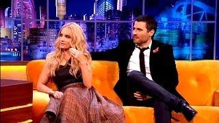 """Joanne Froggatt & Rob James Collier"" Jonathan Ross Show Series 5 Ep 4 2 November 201 3 Part  2/5"
