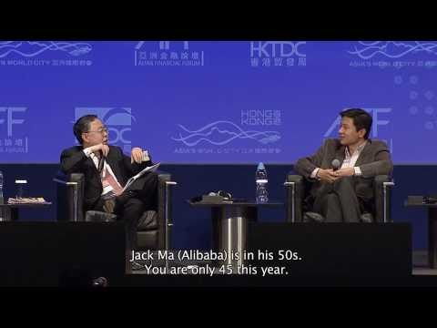 Baidu's Robin Li: Why younger is better in business management ...