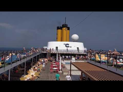 Costa Cruise from Mumbai to Cochin