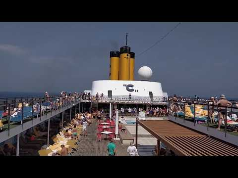 Costa Cruise From Mumbai To Cochin