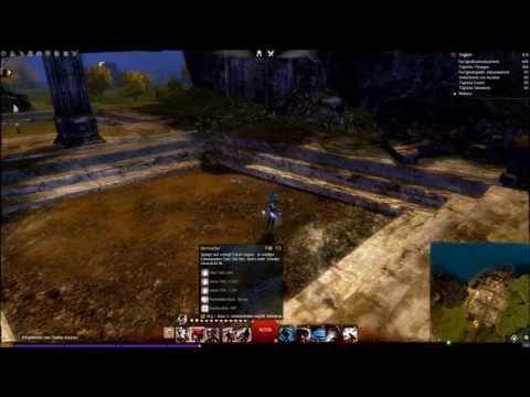 Guild Wars  Dual Pistol Thief Build