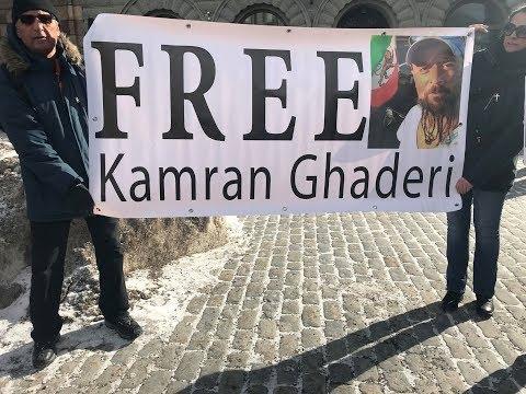 FREE Kamran Ghaderi - STOCKHOLM 180316