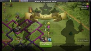Clash Of Clans Barbar Kral 3. Seviye Yapma vol #1