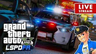 GTA 5 LSPDFR POLICE MOD LIVE City Traffic Cop | GTA 5 LSPDFR Realistic Police Patrol | Road to 6K!