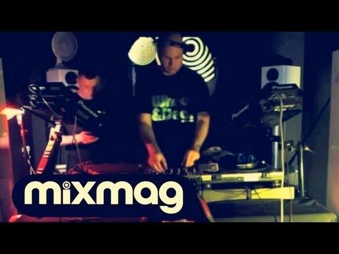 Hatcha & N-Type dubstep DJ set in The Lab LDN