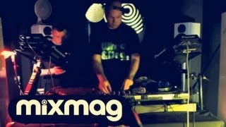 Hatcha & N-Type dubstep DJ set in The Lab LDN