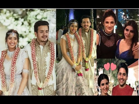 Akhil Akkineni And Shriya Bhupal Expensive Engagement Video Nagarjuna Amala