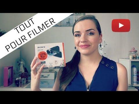 Matériel Pour Filmer - Sony HDR-PJ410