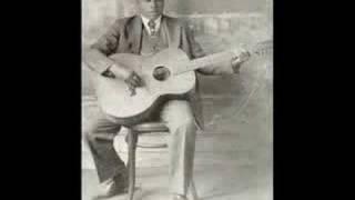 Blind Willie Johnson Dark Was The Night