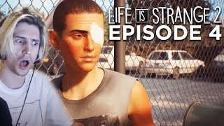 LIFE IS STRANGE 2 EPISODE 4 Gameplay Walkthrough - With Commentary