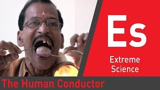 Over 500W of Electricity Conducts Through His Body: Superhuman Showdown thumbnail