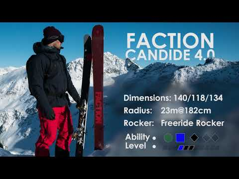 Faction Candide 4.0 Ski Review