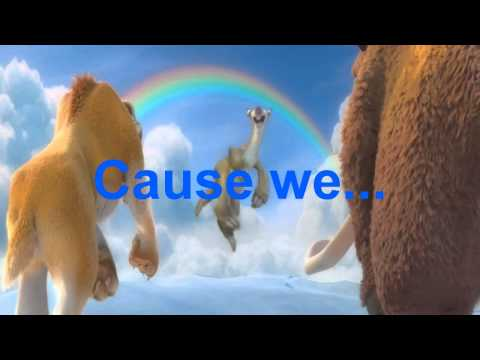 We Are by Keke Palmer Lyrics from Ice Age 4 Movie   YouTube