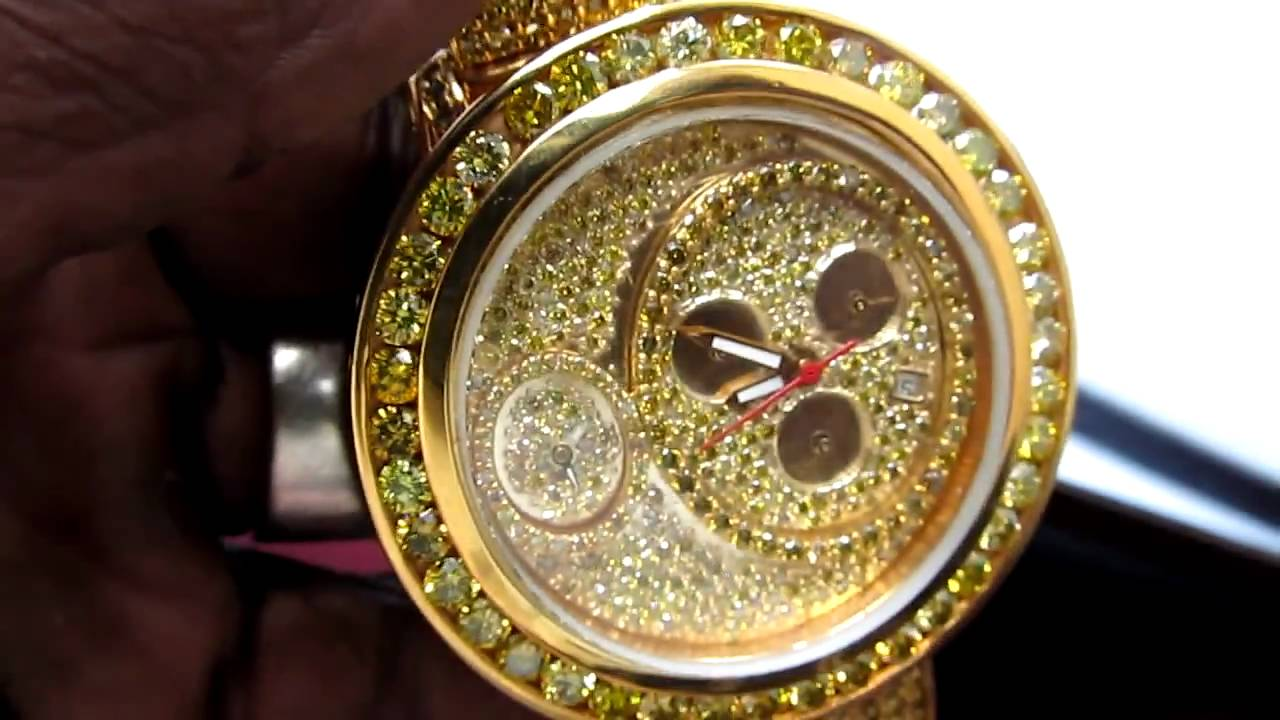 watch louis custom president case watches made bs product vuitton lv