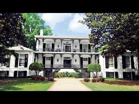 The South's Most Beautiful Sorority Houses | Southern Living