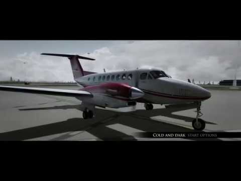 Beechcraft King Air 350i Add-on for FSX & P3D by Carenado