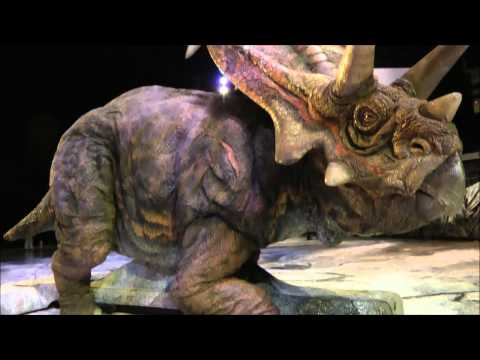 Walking With Dinosaurs: On Stage with Torosaurus