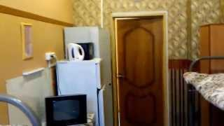 Шестиместная комната -Общежитие в Москве недорого - Метро Авиамоторная(, 2014-08-21T11:28:50.000Z)