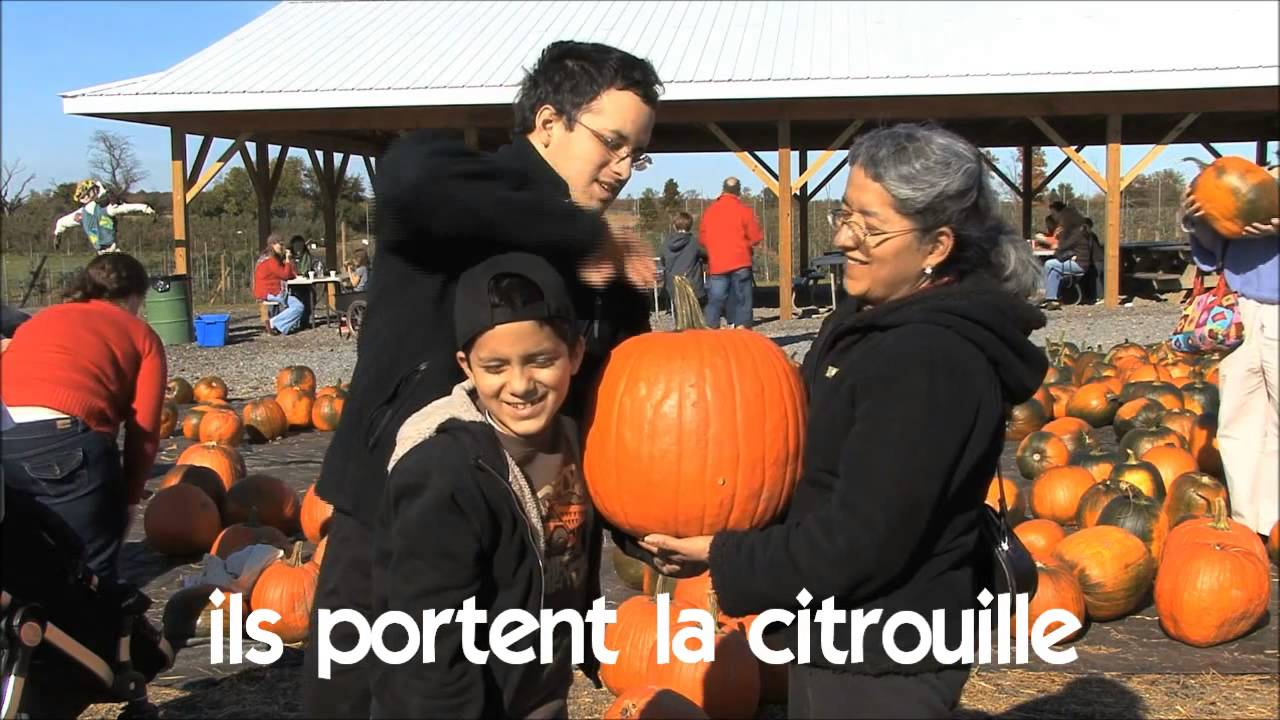 Khanhom rean barang vocabulaire ils portent la for Portent french translation