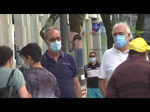 Datos coronavirus Galicia 27/07/2020. Los casos siguen aumentando