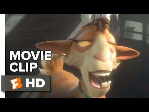 Download Youtube: Ferdinand Movie Clip - The Calming Goat (2017) | Movieclips Coming Soon