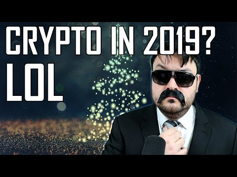 Crypto in 2019...