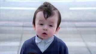 Реклама воды Evian - самая прикольная, смешная реклама про взрослых детей!!!