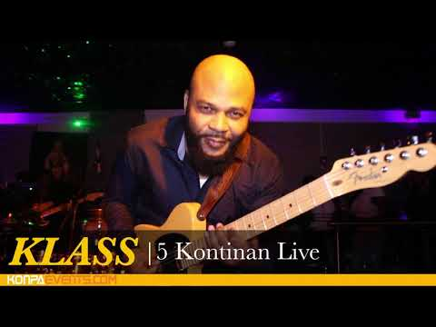 KLASS - 5 Kontinan Live @Hollywood Live With Elpozo & Laporte