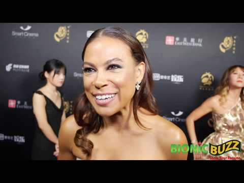 Actress Toni Trucks Interview at Chinese American Film Festival
