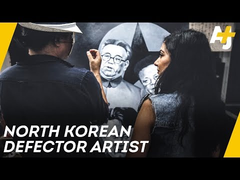 Meet North Korea's Former Propaganda Artist [Pt. 3] | Direct From With Dena Takruri - AJ+