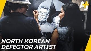 Meet North Korea's Former Propaganda Artist [Pt. 3]   Direct From With Dena Takruri - AJ+